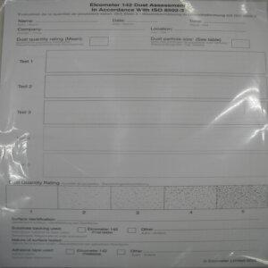 Test-Record-Pad-25 Tewstcoatings
